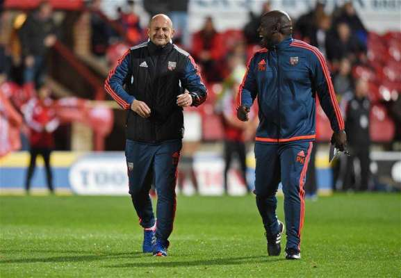 Paul Williams becomes first-team coach at Nottingham Forest