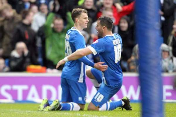 Virgo: March into top flight would be too early for Brighton's Solly