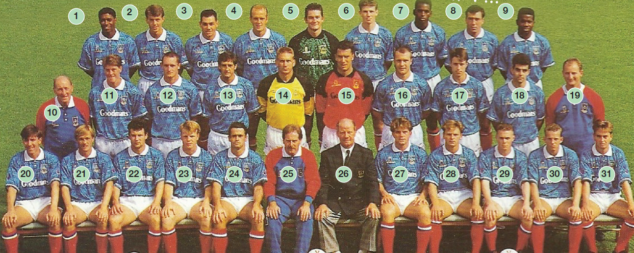 where are they now pompey fa cup 1992 numbers