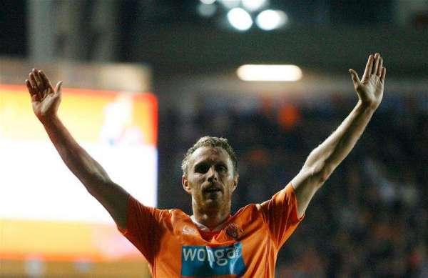 Blackpool legend Ormerod calls time on his career