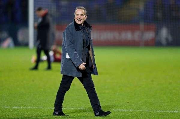 Jeff Stelling's Hartlepool seek shock in FA third round