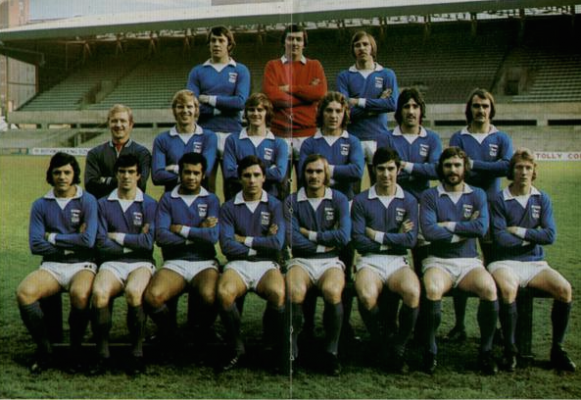 70s Football – where are Ipswich Town's team of 1973 today?