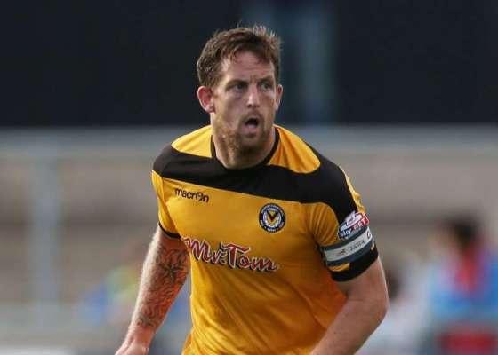 Newport re-sign former captain Jones