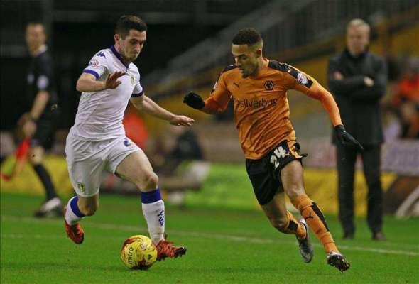 Wolves midfielder Jordan Graham facing lengthy spell on the sidelines