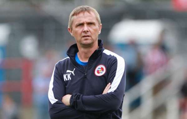Profile: Colchester United manager Kevin Keen