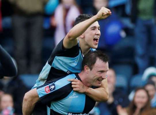 O'Nien showing worth with Chairboys after being stung by Hornets