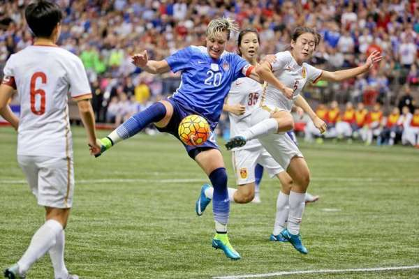 USA legend Abby Wambach discusses her retirement