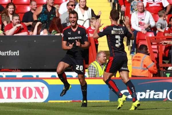 Rawson won't forget eventful 2015 with Rotherham
