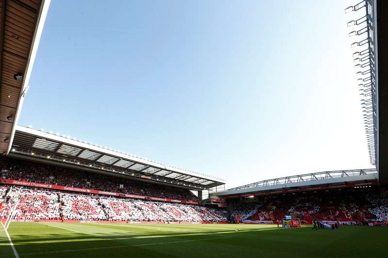 Anfield awaits: Carlisle and Northampton have provided a stern test on the Anfield turf in recent cup clashes (photo by Action Images via Reuters / Carl Recine)