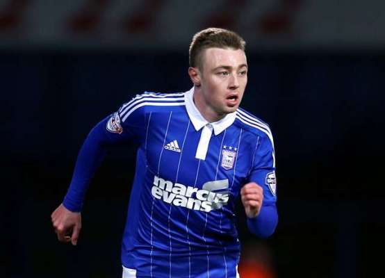 Freddie Sears ready to hit the front for Ipswich