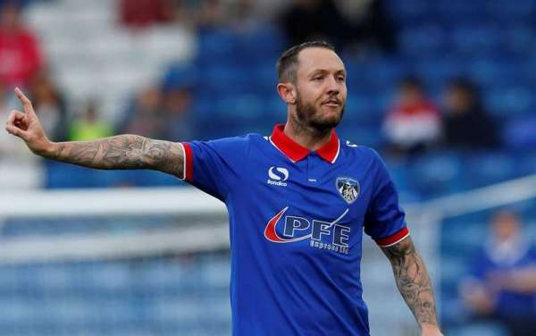 Rhys Murphy seeks new chance with Oldham