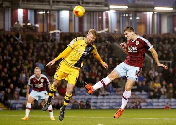 Big Interview: Burnley striker Sam Vokes on his partnership with Danny Ings