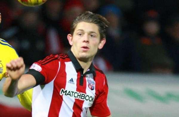 Brentford's Tarkowski refuses to play against Burnley