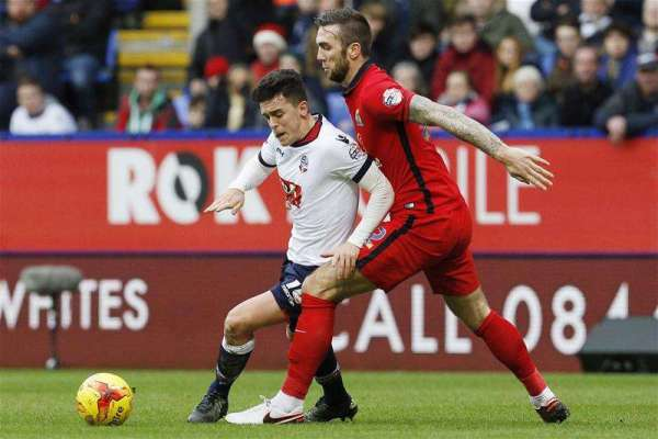 Bristol City's Zach Clough bid accepted