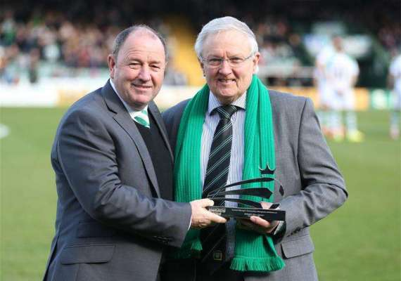 Yeovil chairman open to offers for club