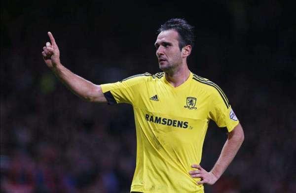 Middlesbrough offload Kike to Eibar