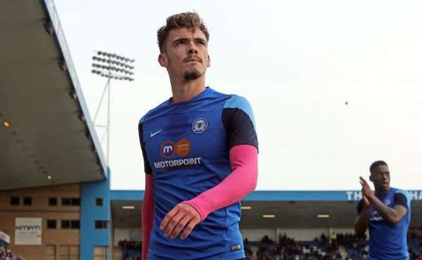 FA Cup: Harry Toffolo previews Posh's replay with Baggies