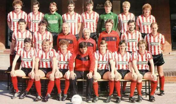 Where Are They Now? Sheffield United's Division 3 promotion winners 1983/1984