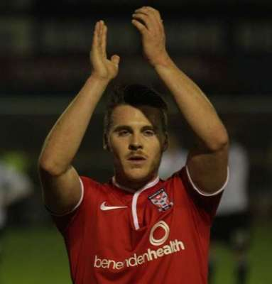 Football Firsts: York City midfielder Josh Carson