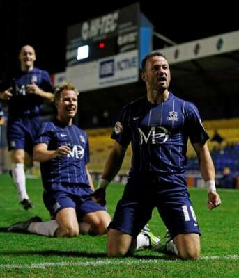 MLS? Southend will do for me, says Noel Hunt