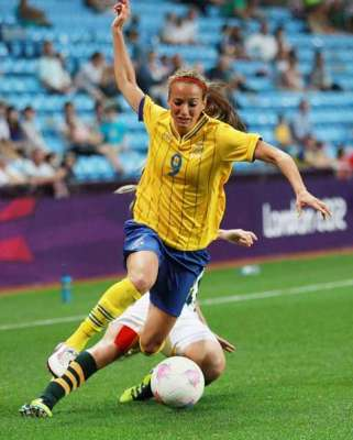 City slicker Asllani likes what she sees in Manchester