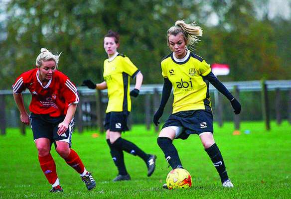 Burton's girls determined to keep up with Pirelli stars
