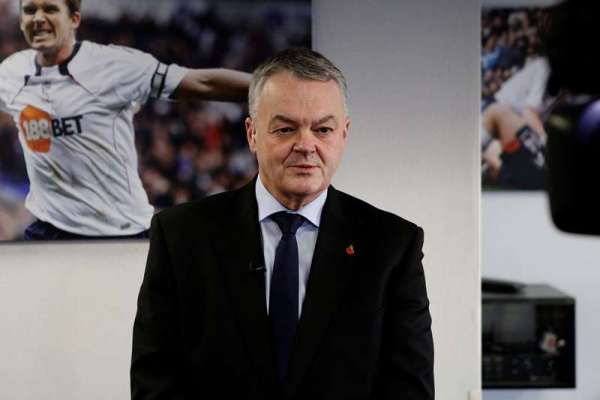 Bolton chairman Phil Gartside passes away