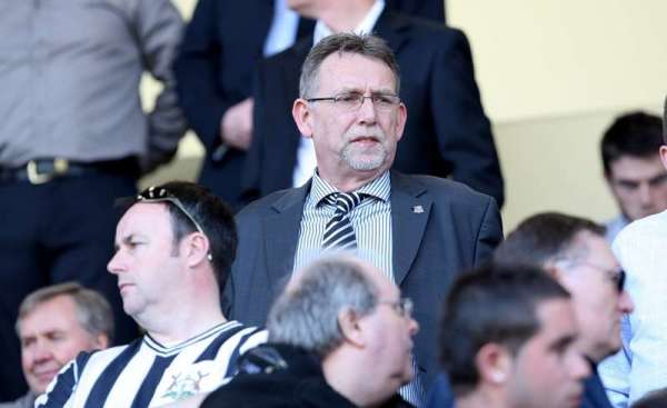 Notts County put up for sale by chairman