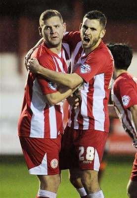 Accrington's Seamus Conneely commits to new deal