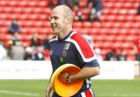 Walsall make Whitney caretaker boss