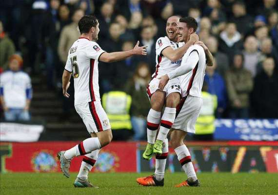 Big Interview: Samir Carruthers settled under Robinson at Stadium:mk