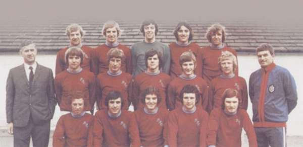 Where Are They Now? Burnley Division Two Champions 1972/73
