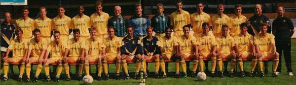 Where Are They Now? Cambridge United's Div 3 Champions 1990/91