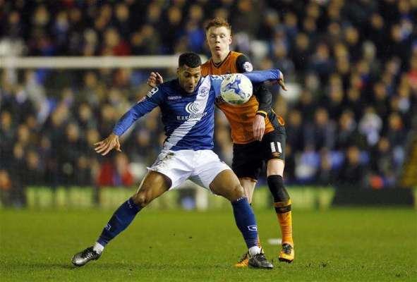 Birmingham extend David Davis' contract