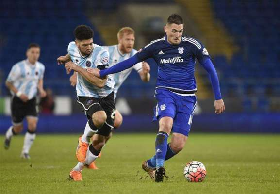 Federico Macheda joins Nottingham Forest on loan