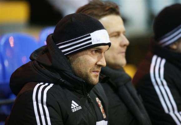 Swindon appoint Luke Williams as permanent head coach
