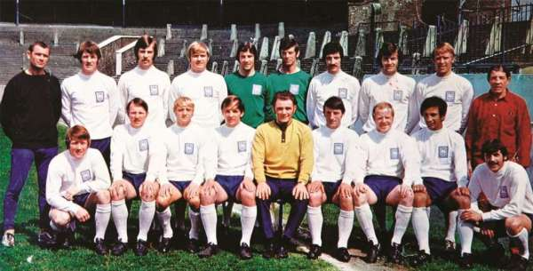 Where Are They Now? Preston's Division 3 Champions 1970/71