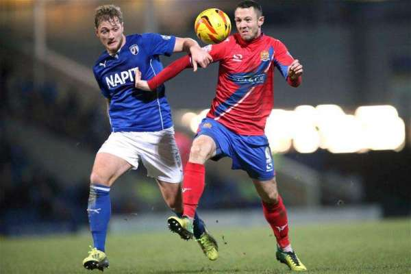 AFC Wimbledon loan Rhys Murphy from Oldham