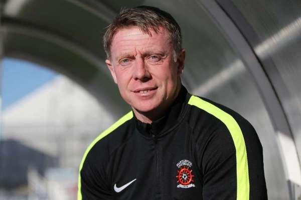 Profile: Hartlepool United manager Craig Hignett