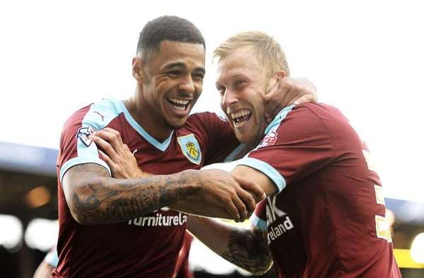 Andre gives defences the jitters, says Burnley's Arfield