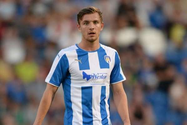 Football Firsts: Colchester United midfielder Alex Gilbey