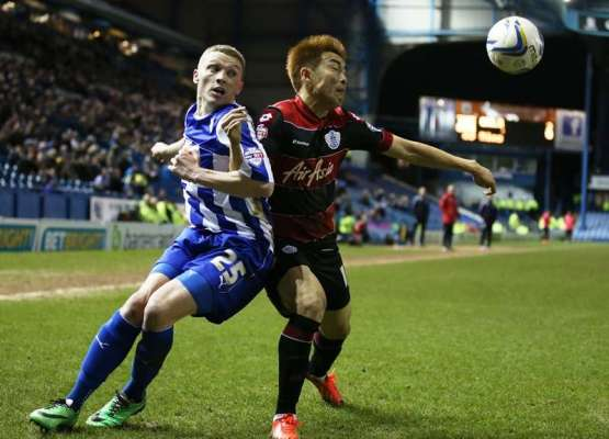 Football Firsts: Sheffield Wednesday forward Caolan Lavery