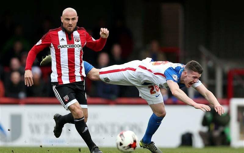 Alan McCormack, Bees, Brentford, COYH, EFL, Jones, LTFC, Luton, Luton Town, McCormack, Nathan Jones, SkyBet League Two