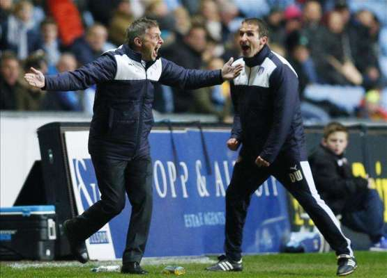 Kevin Keen leaves Colchester United