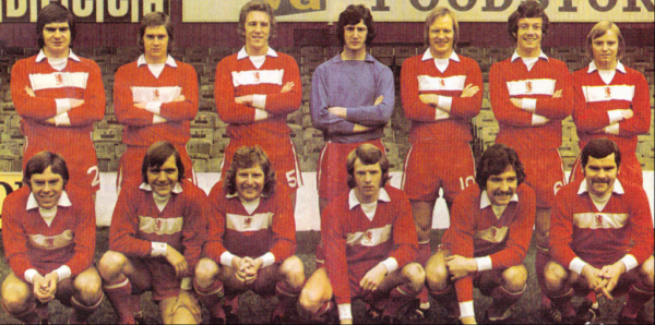 Where Are They Now? Boro's Division Two Champions 1973/74