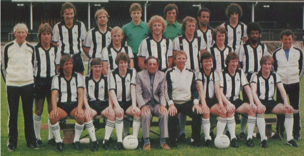 Where Are They Now? Notts County's Second Division promotion winners 1980/81