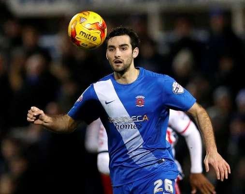 Boro's Jackson wins hearts on loan at Hartlepool