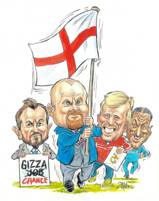 Dunlavy column: Foreign 'prestige' spells no glory to England's best managers