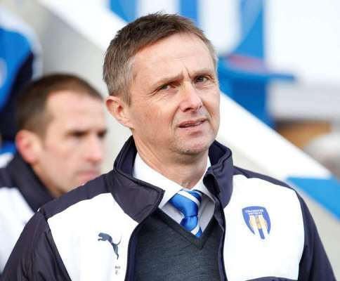 Kevin Keen nominated for League One Manager of the Month