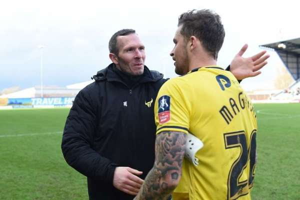 Appleton signs new rolling contract with Oxford